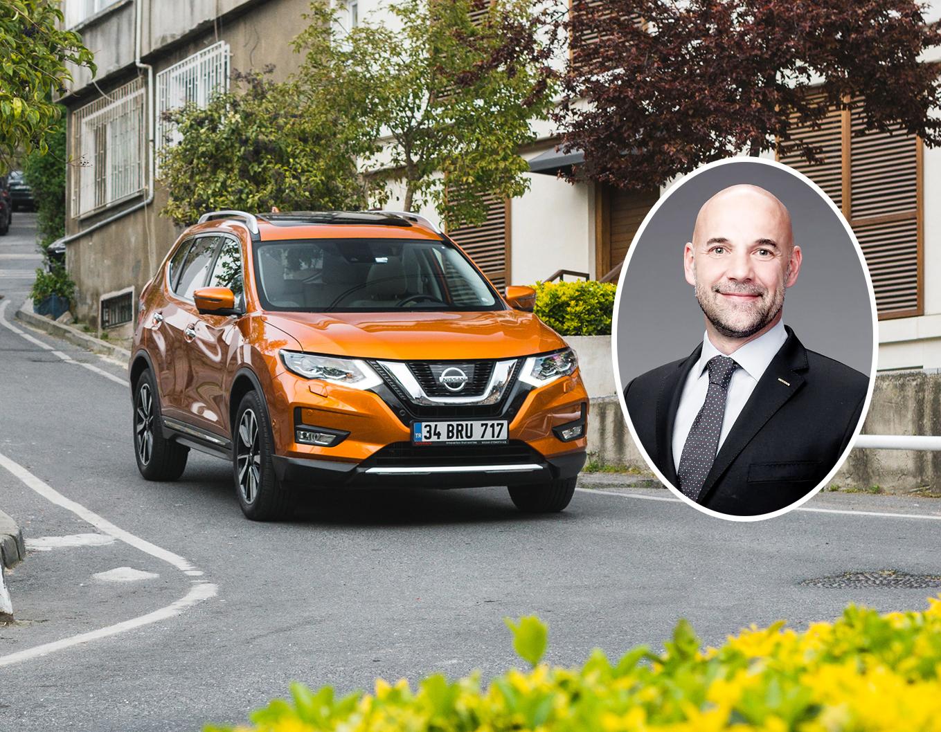 Nissan'da 3 bölgenin sorumlusu değişti