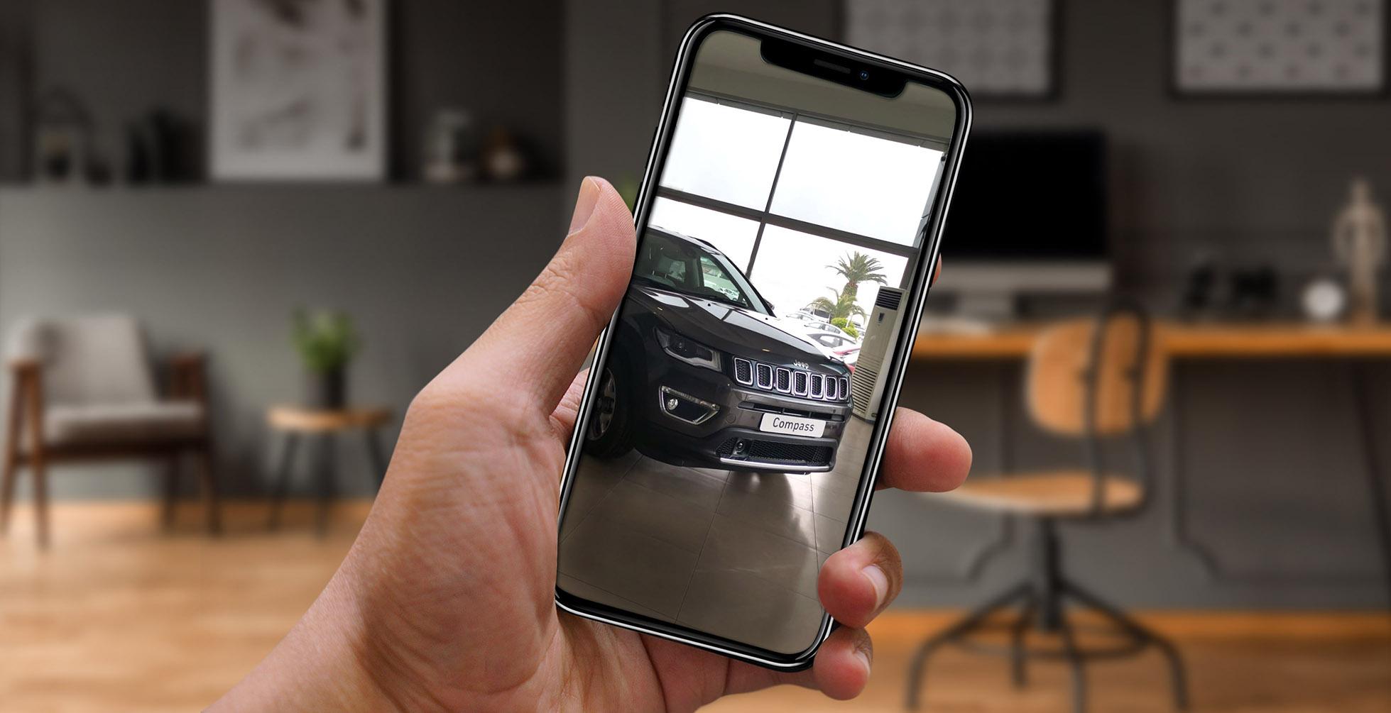 Alfa Romeo ve Jeep bayileri de online