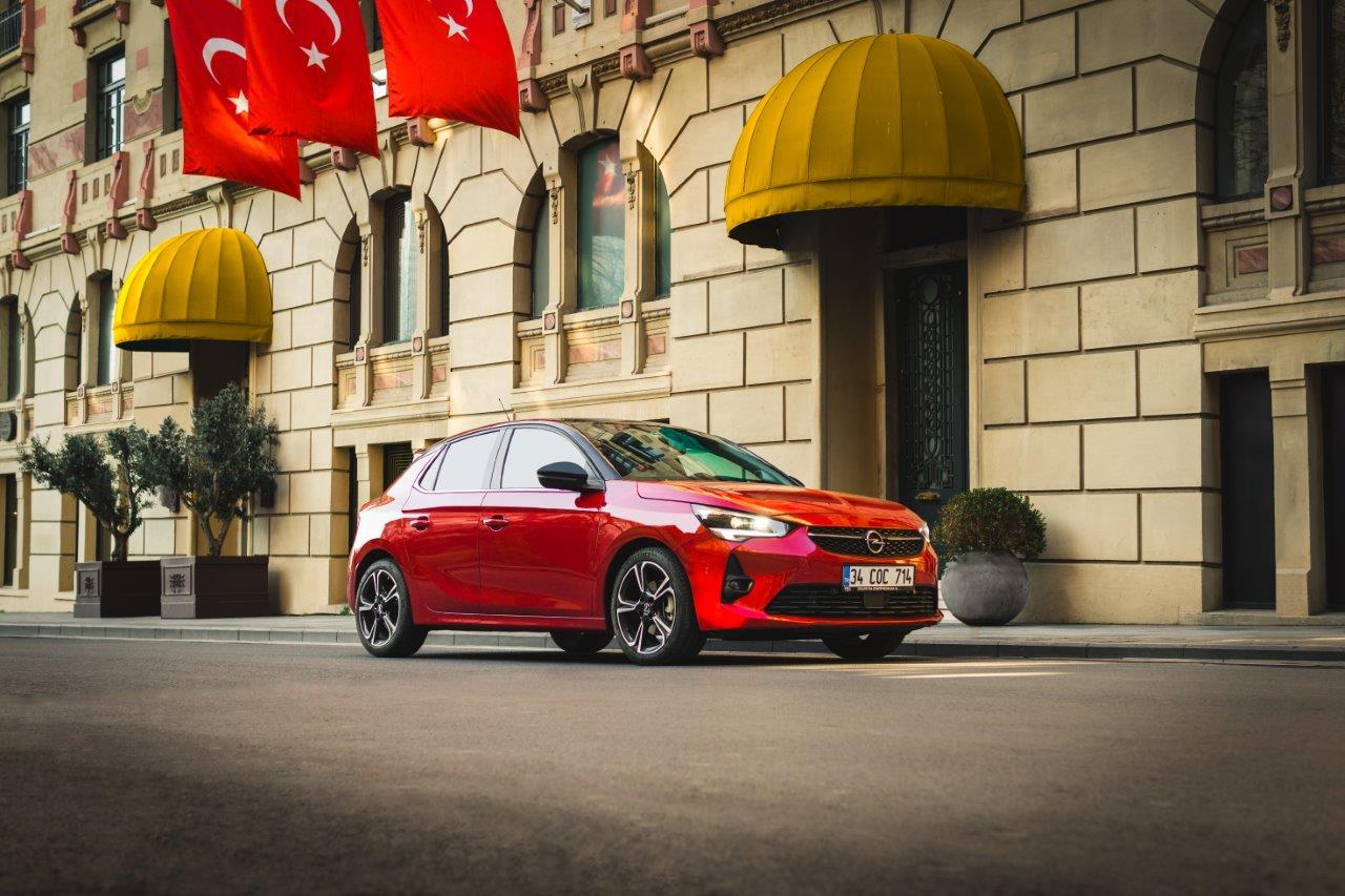 Opel'i şimdi al Eylül'de öde