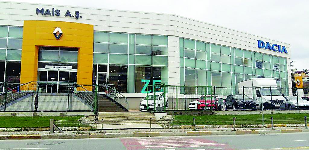 Renault'tan Milli Dayanışmaya 1 milyon TL