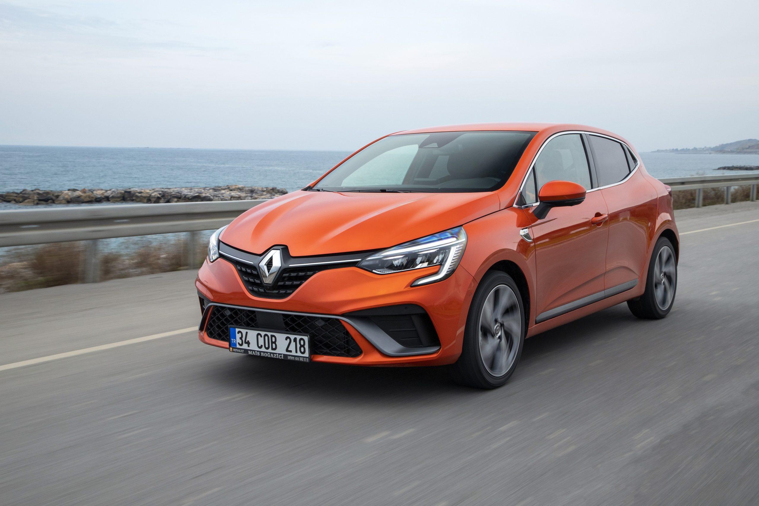 Renault açık ara lider