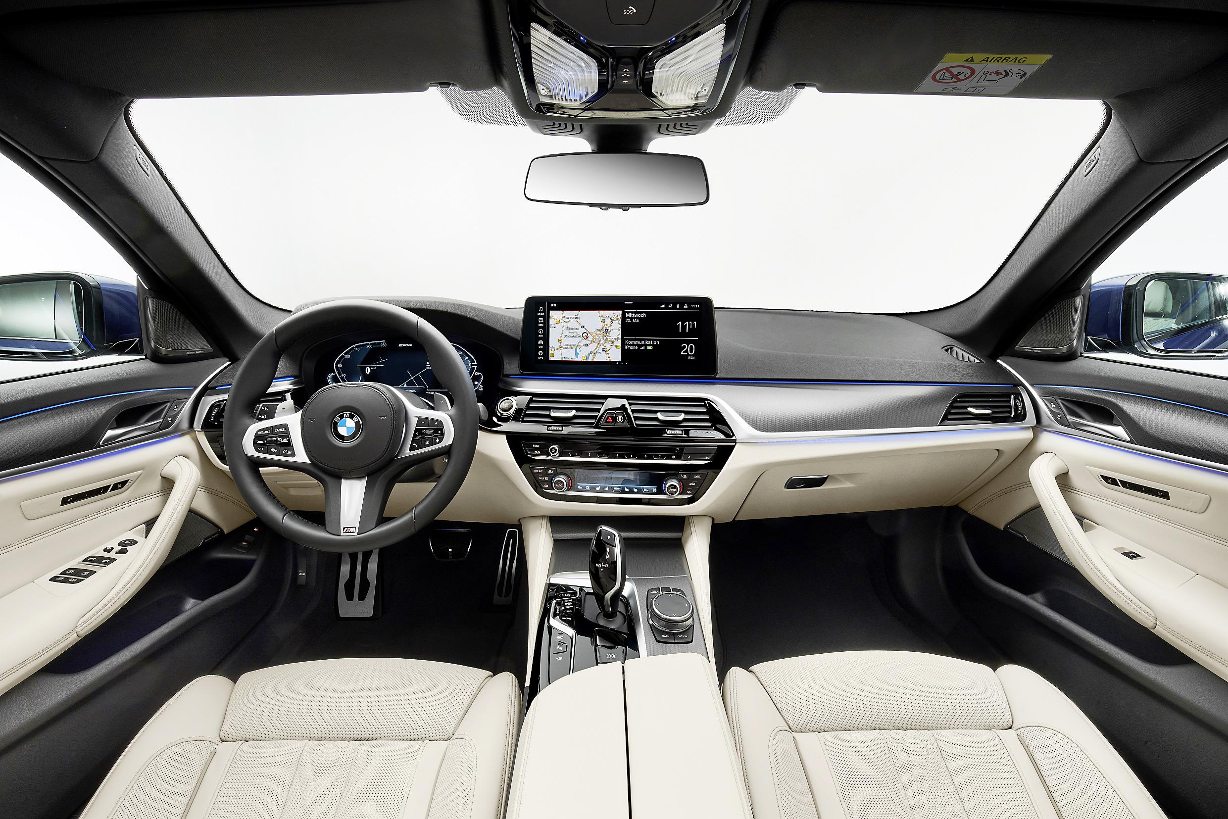 BMW 5 Serisi sınırları belirliyor