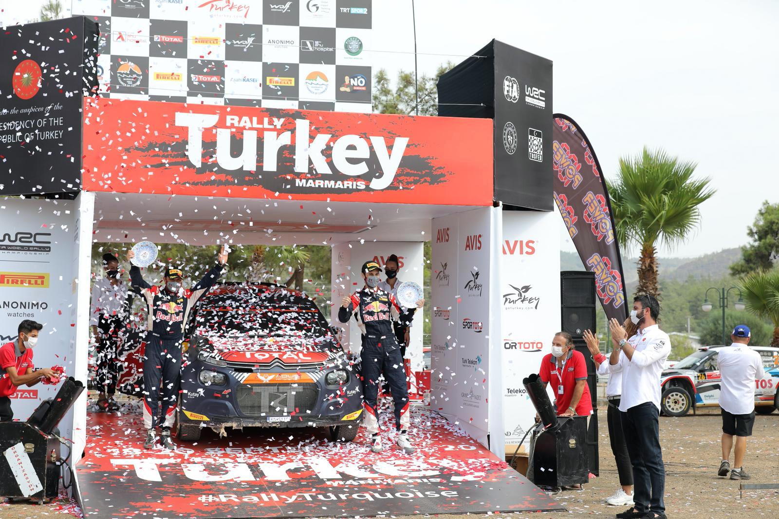 Kazanan Türkiye!