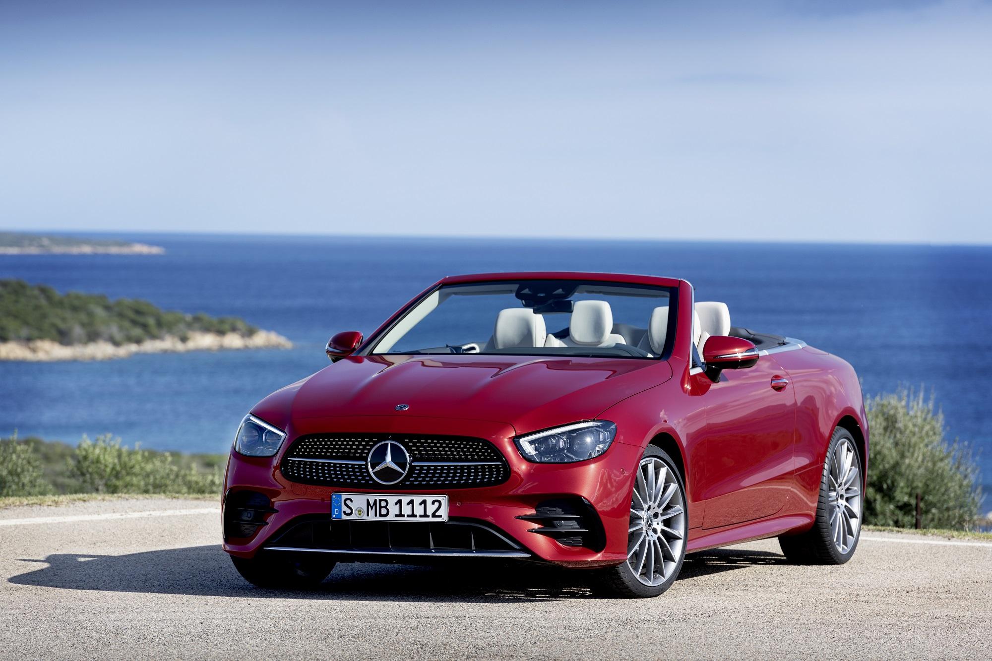 Mercedes E seriyi tamamladı!
