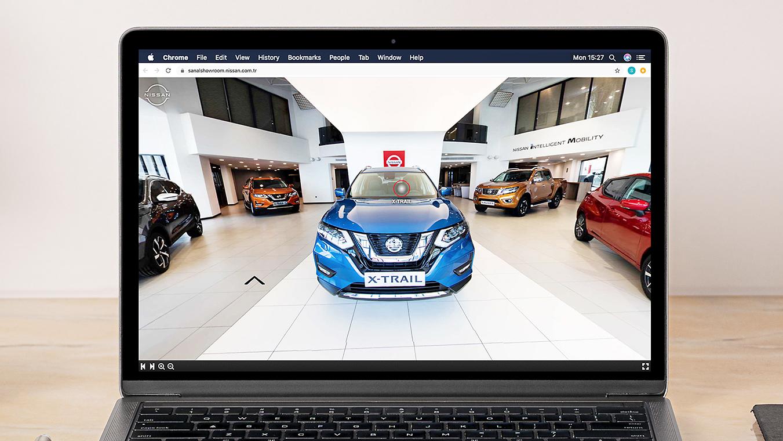 Nissan'da dijital hizmetler artıyor