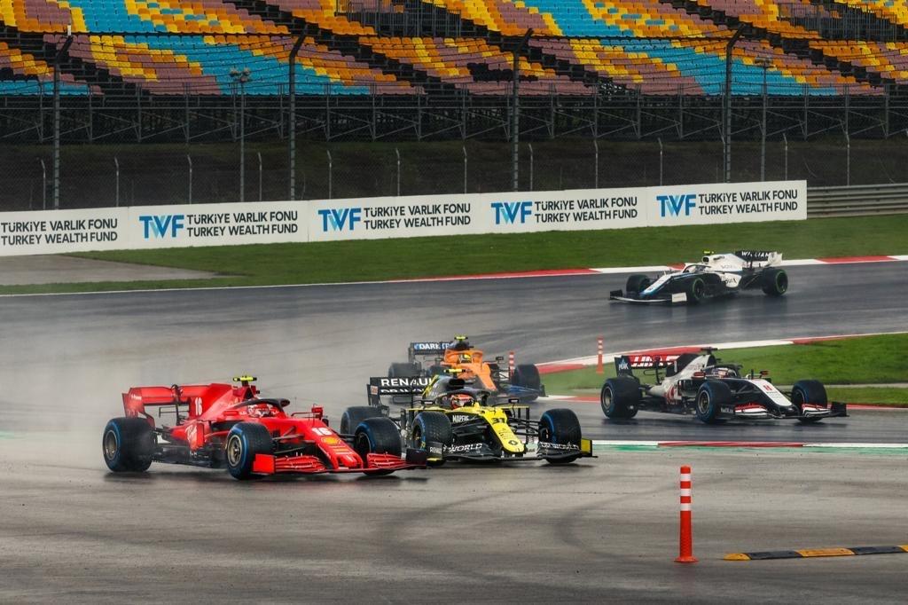 Alnımızın 'Ak'ıyla Formula 1 gerçekleşti