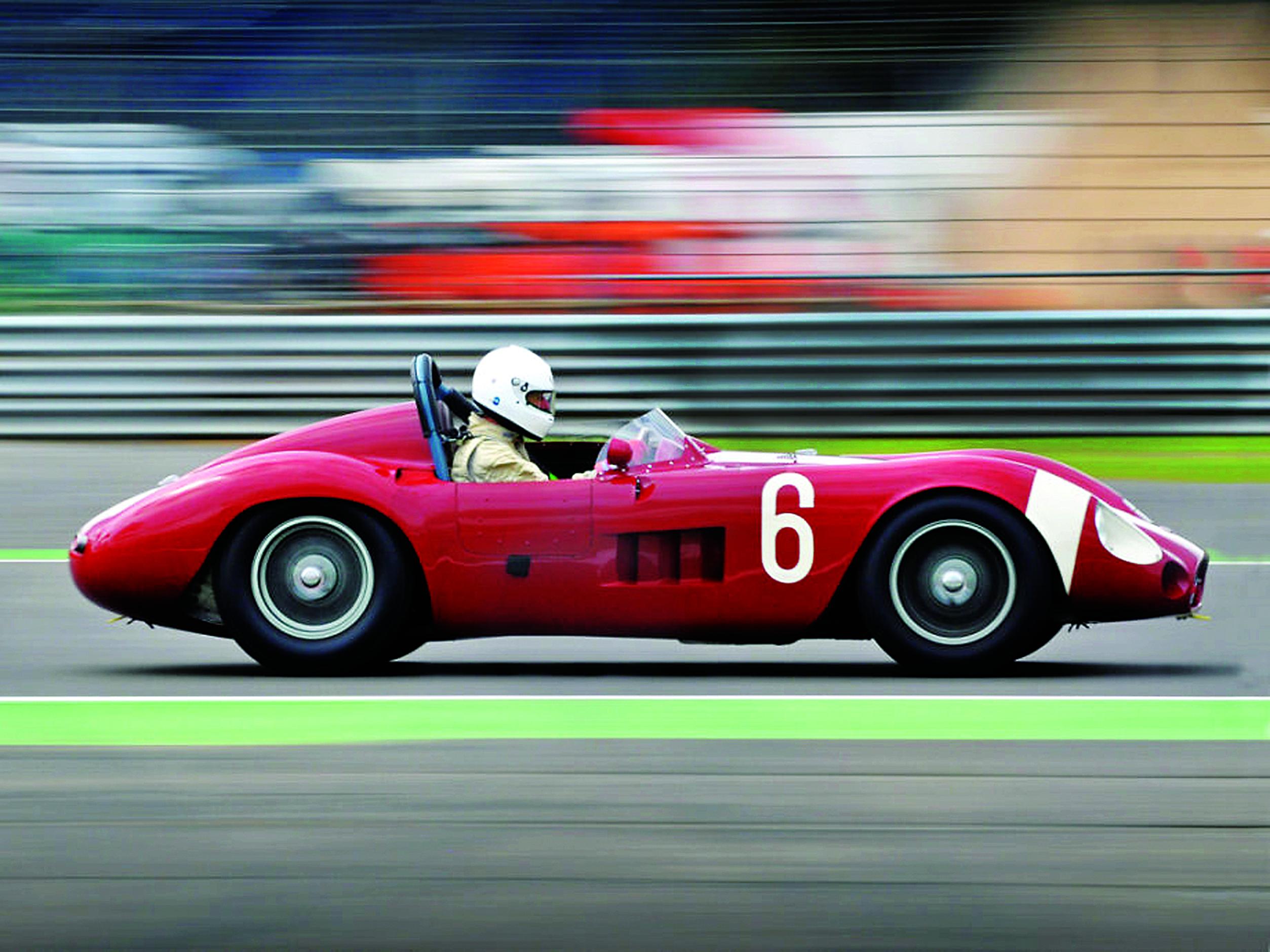 Maserati efsanesi!