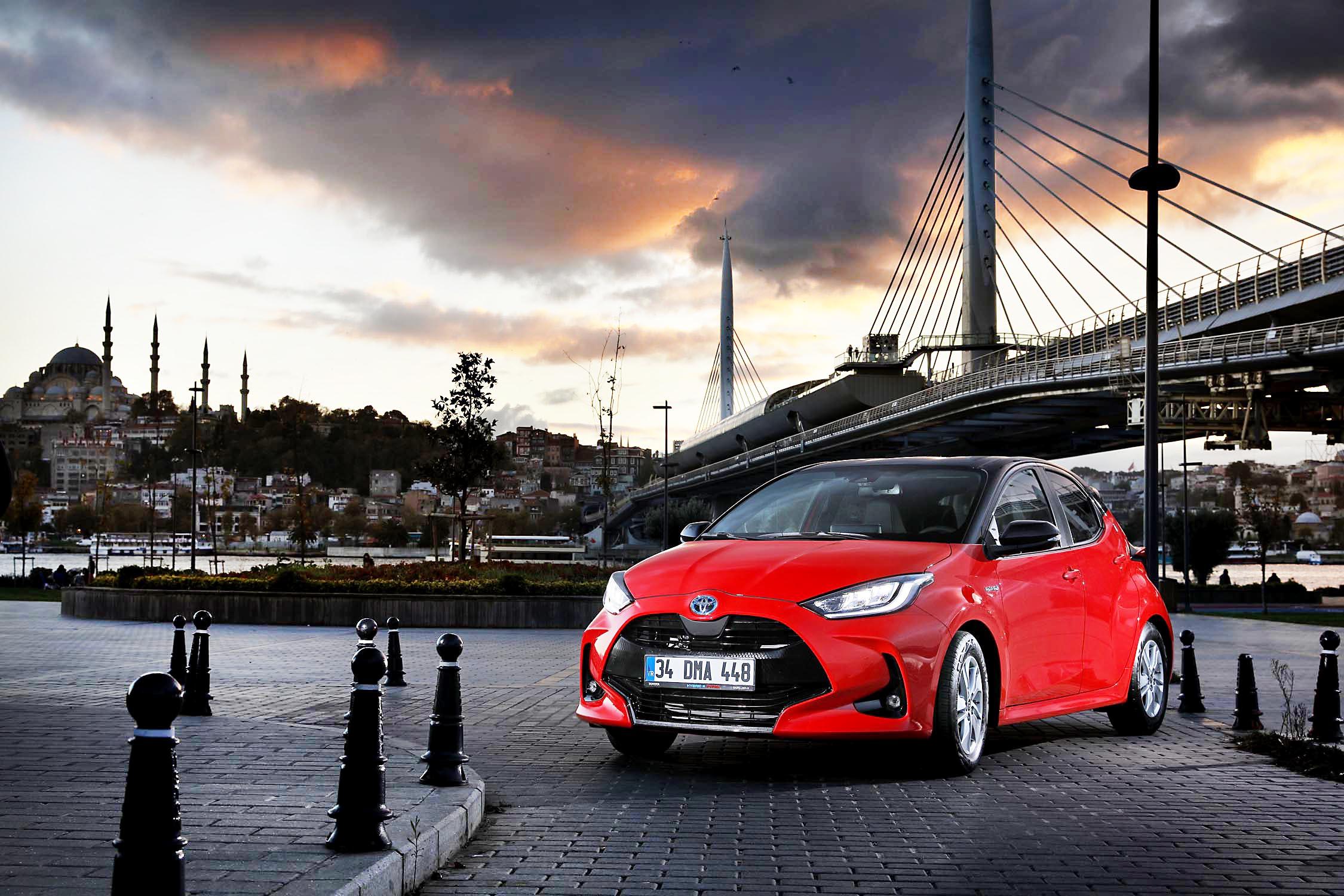 Toyota Türkiye'de büyüdü