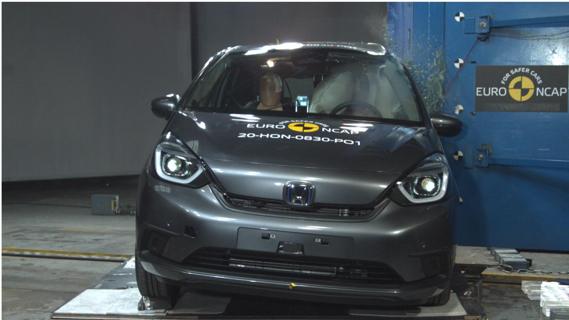 Honda Jazz ile 360 derece güvende misin?