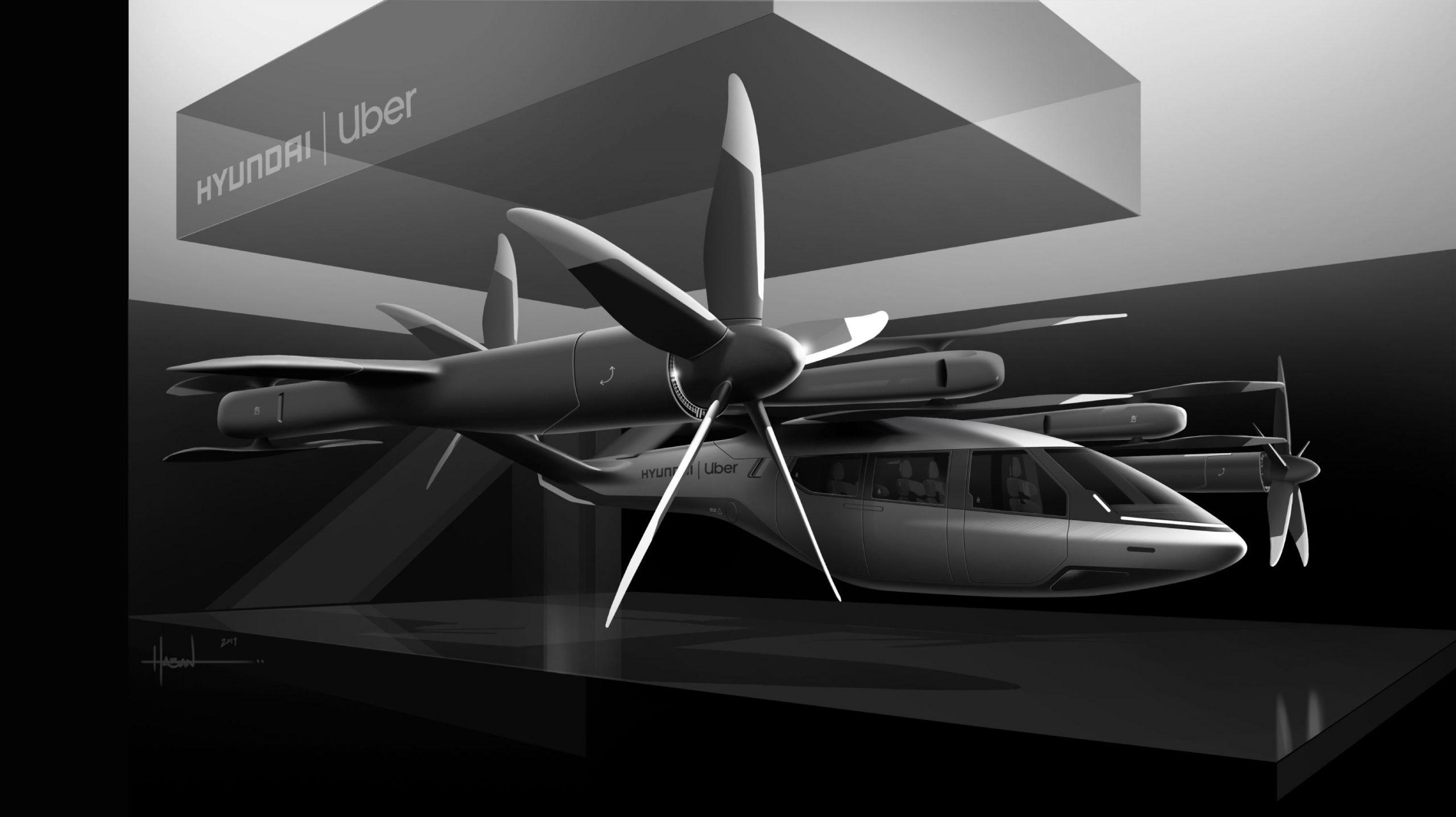 Hyundai 2030'da uçacak