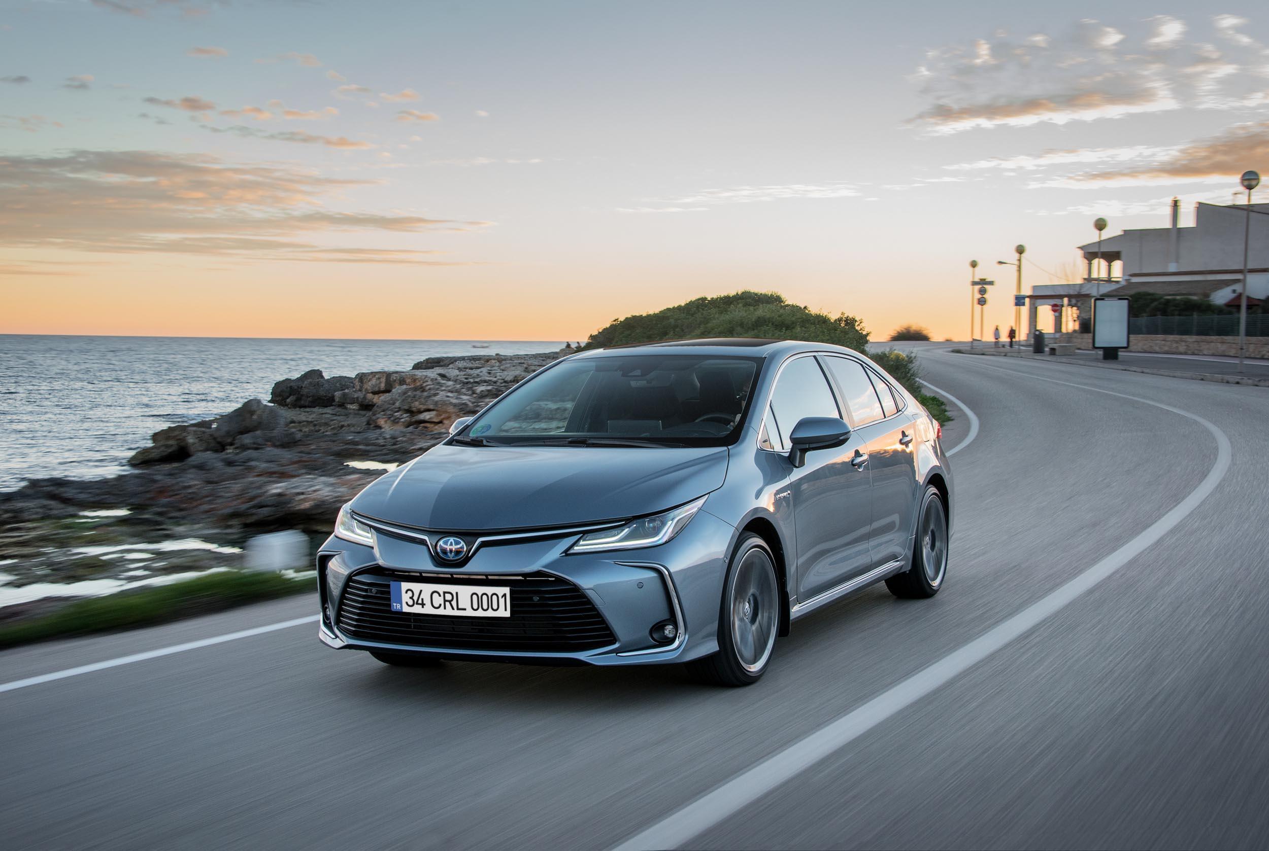 Yeni yılın ilk kampanyası Toyota'dan