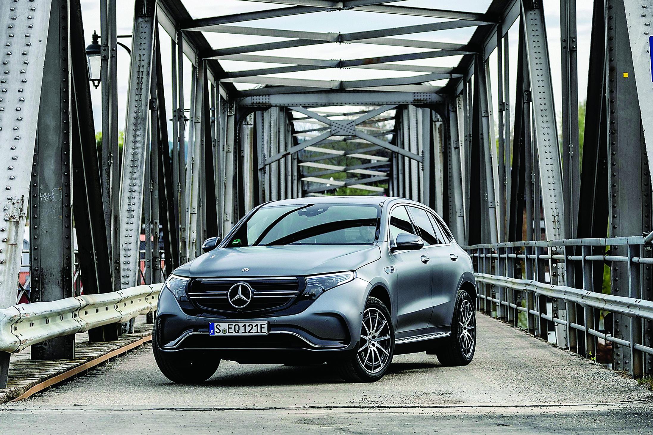 Mercedes'in yeni elektrikli modelleri geliyor