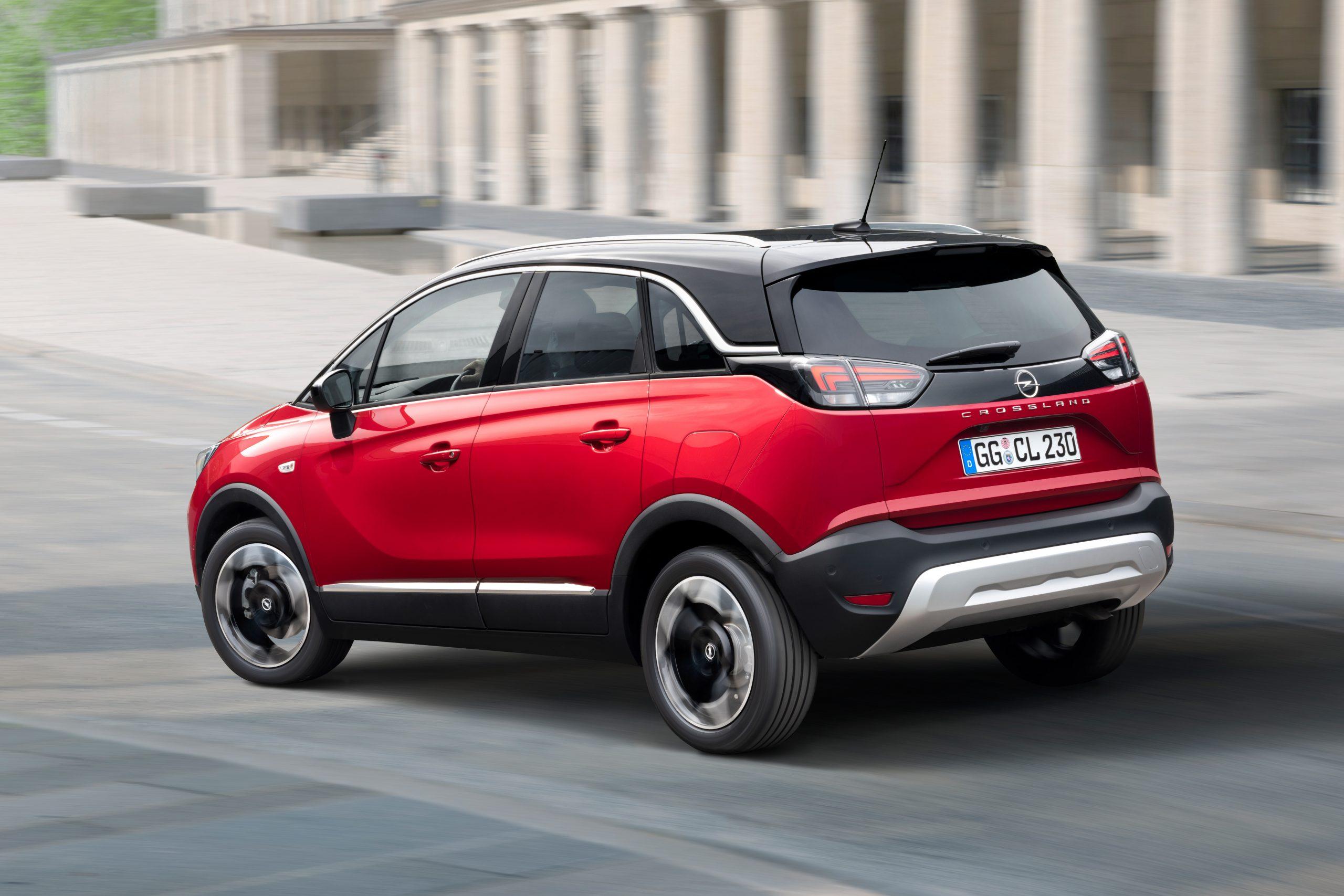 Opel'in yeni yüzü Crossland
