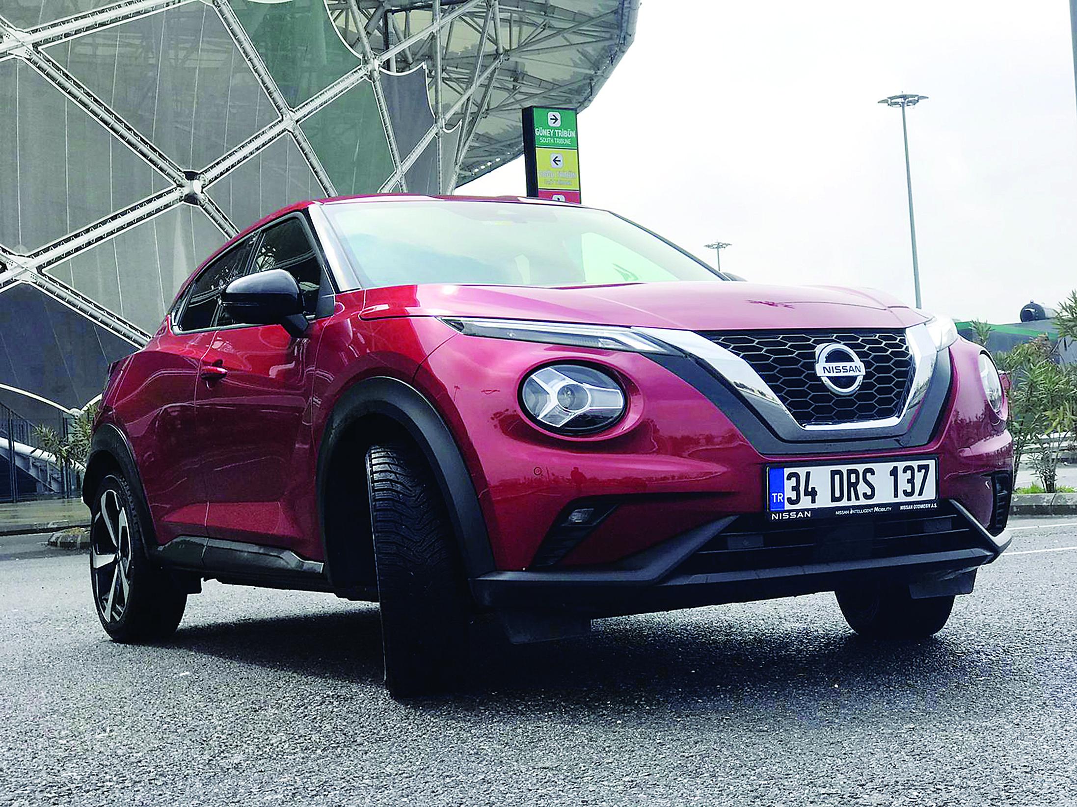 Nissan Juke kimlere hitap ediyor?