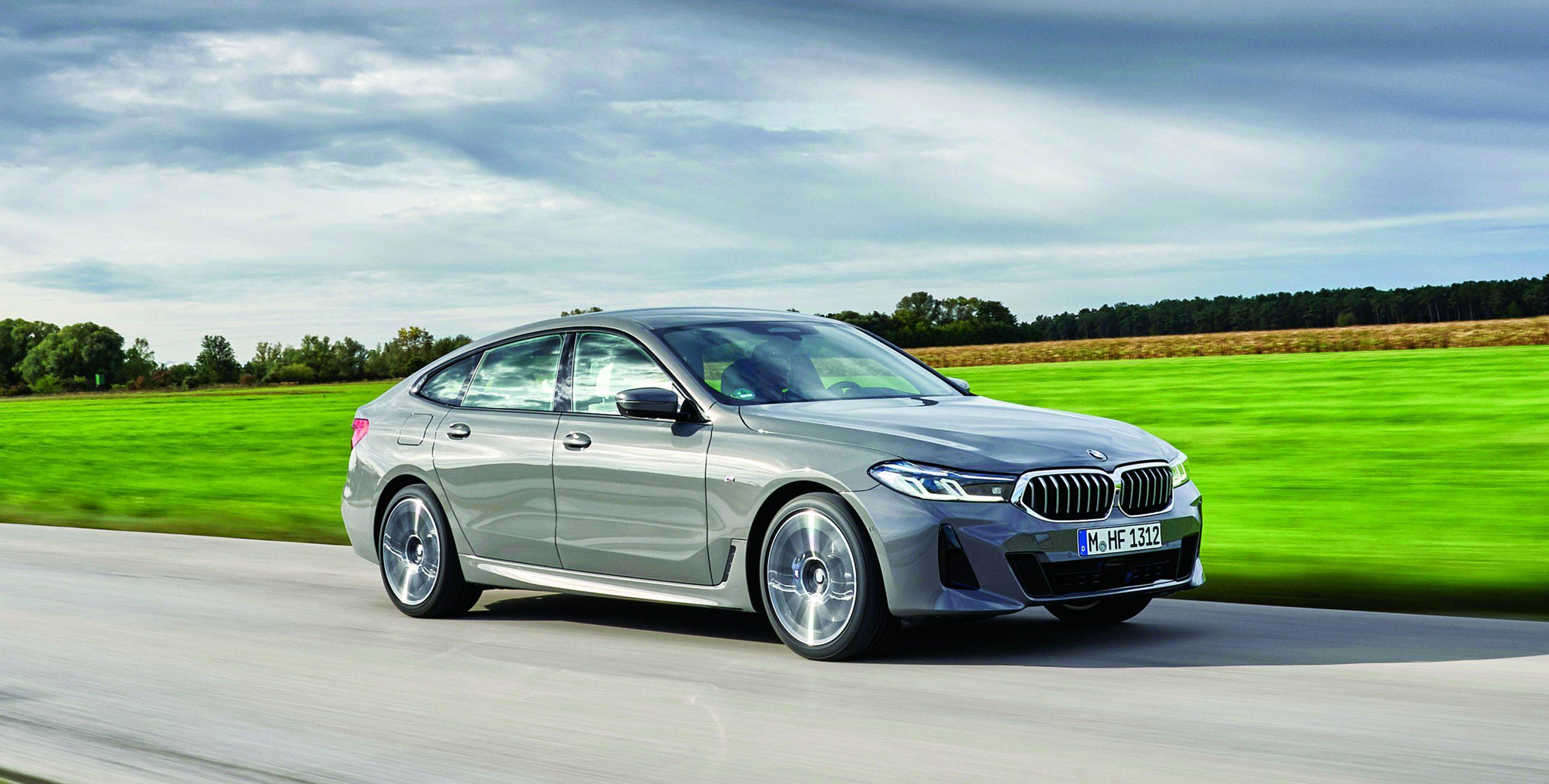 = BMW 6 Gran Turismo