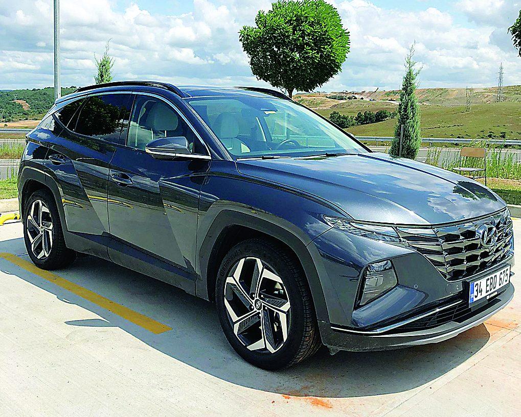 Sürüş izlenimi: Yeni Hyundai Tucson